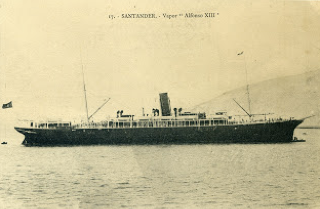 barco Alfonso XIII