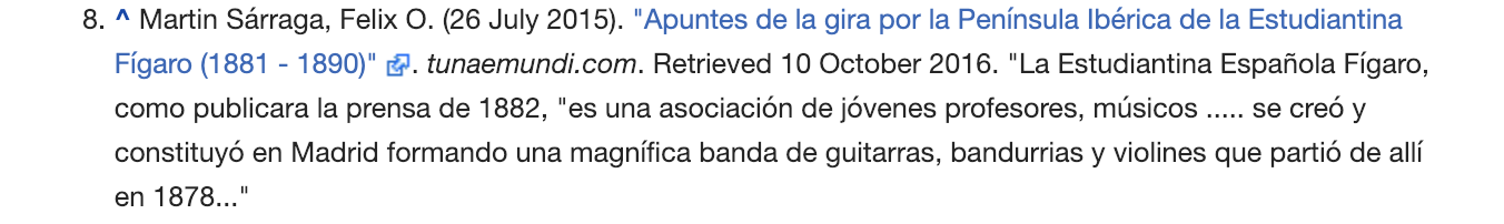 2019 -  Wikipedia. Mandocello 2